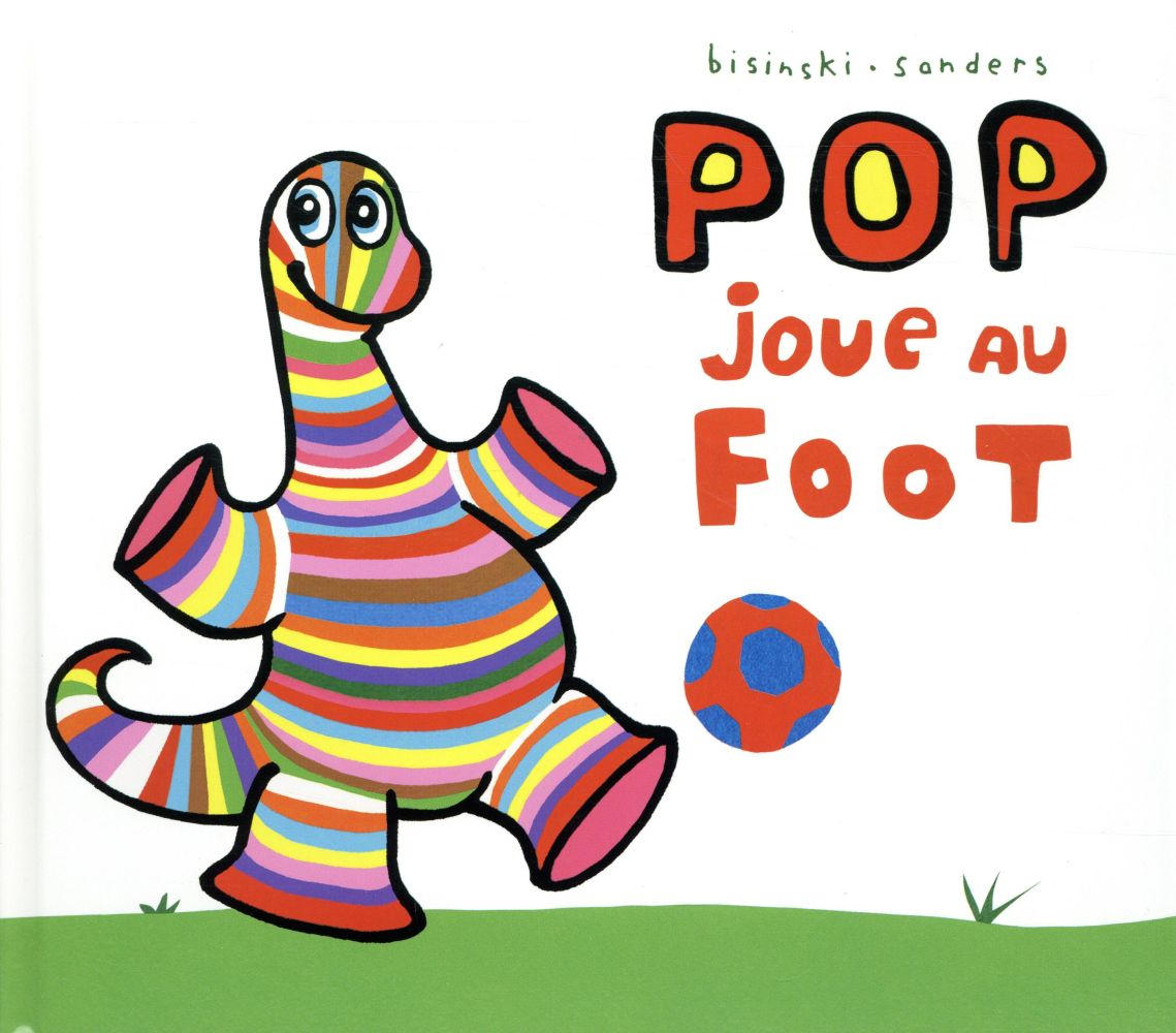 POP JOUE AU FOOT